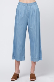Movint Gaucho Denim Pants - Product Mini Image