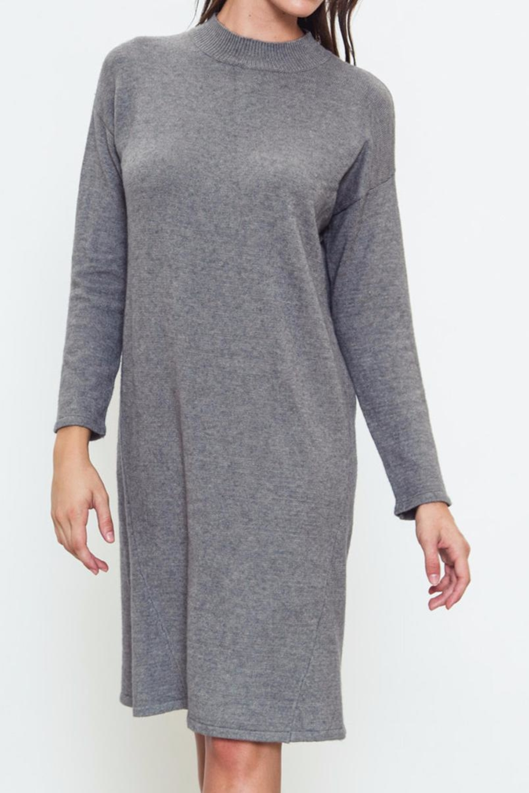 Movint Heater Sweater Dress - Main Image