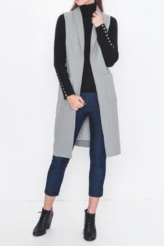 Shoptiques Product: Heather Gray Vest