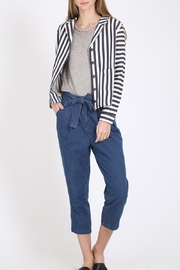 Movint High Rise Pants - Front full body