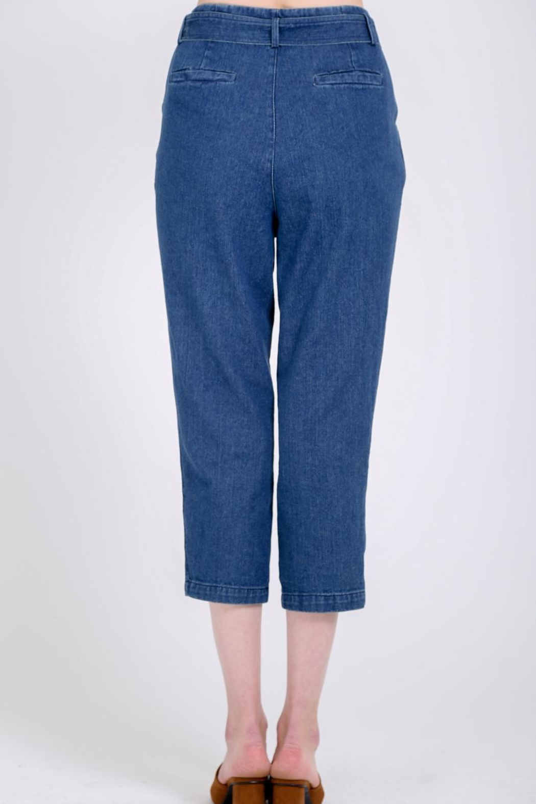 Movint High Rise Pants - Side Cropped Image