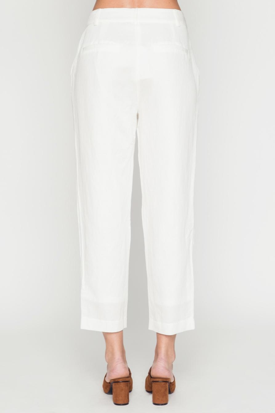 Movint Hight Waisted Pants - Side Cropped Image