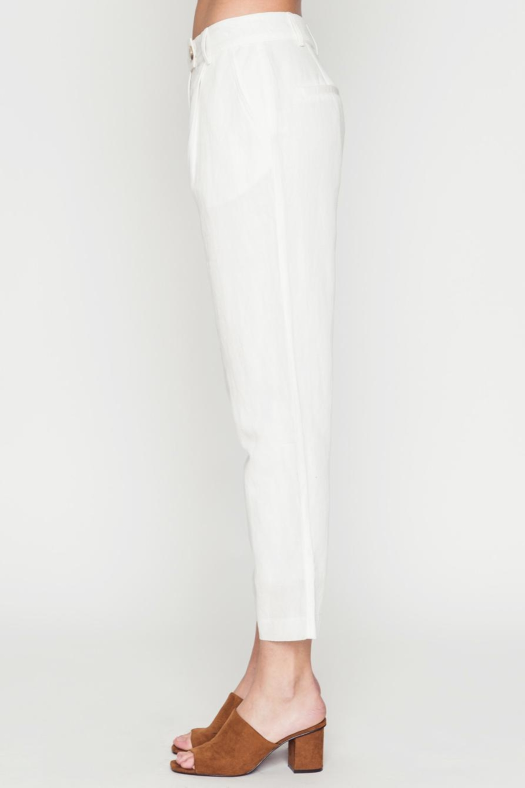 Movint Hight Waisted Pants - Front Full Image