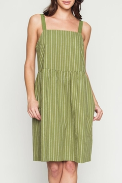 Movint Green Sleeveless Dress - Product List Image