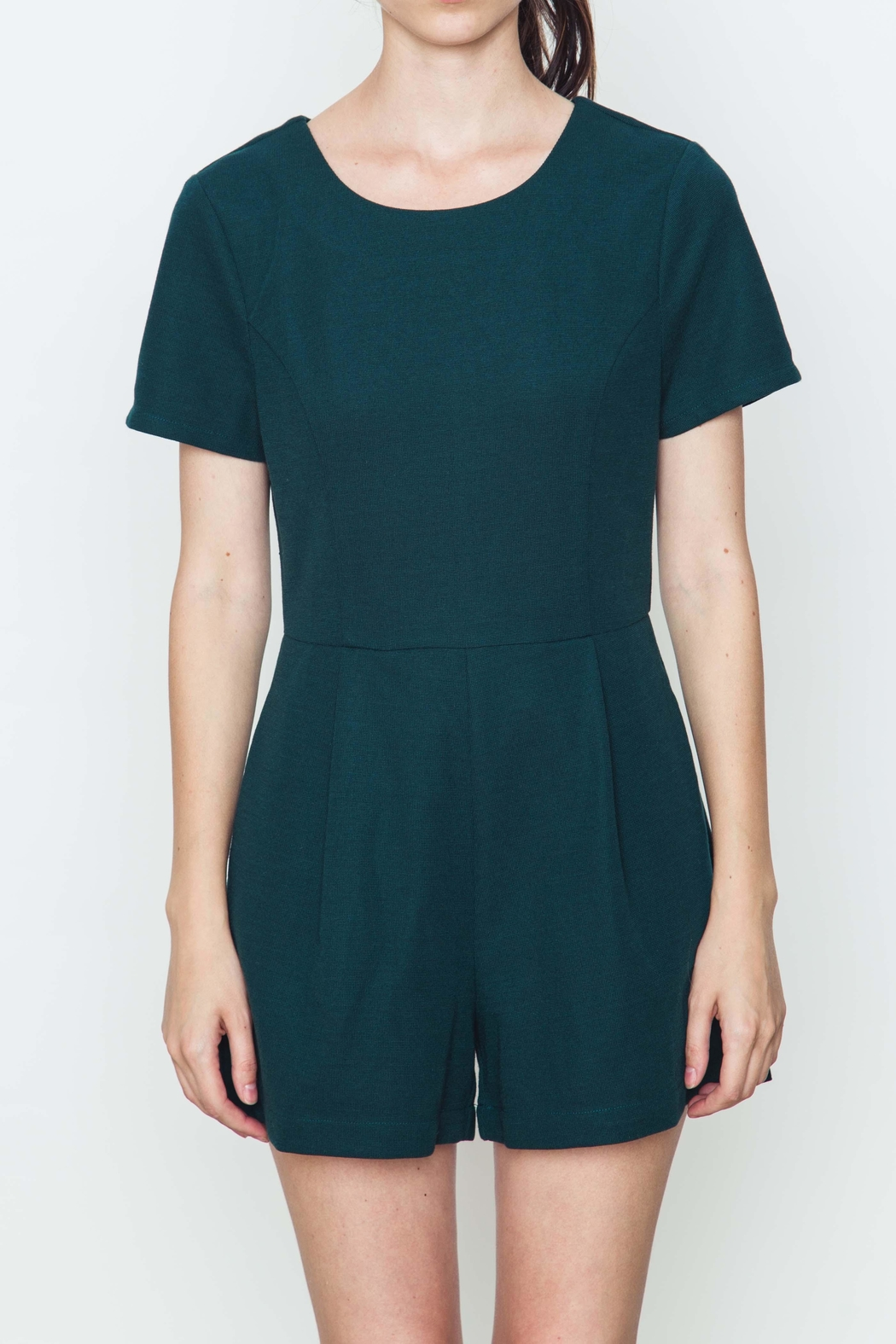 Movint Joan Romper - Front Cropped Image