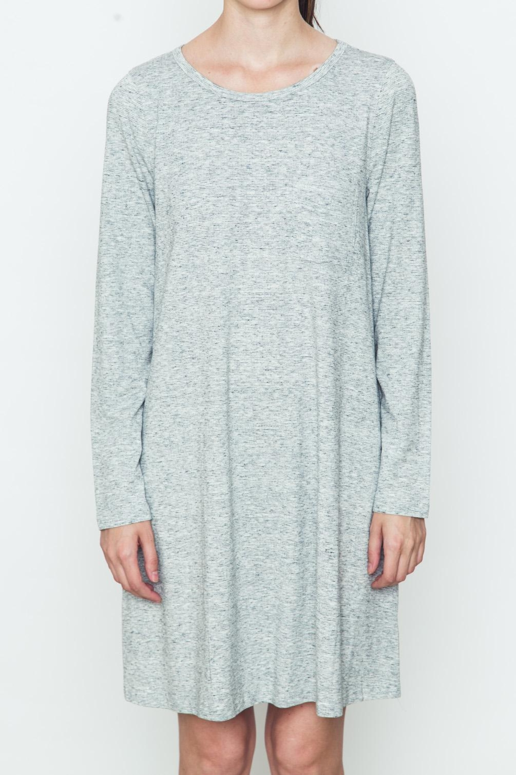 Movint Knit Dress - Front Cropped Image