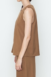 Movint Knit Tank Top - Front full body
