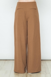 Movint Knit Wide Legs Pants - Side cropped