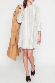 Movint Button-Down Dress - Back cropped