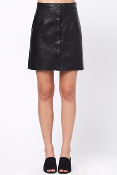 Shoptiques Product: A-Line Mini Skirt