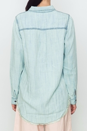 Movint Light Denim Shirt - Side cropped
