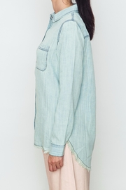 Movint Light Denim Shirt - Front full body