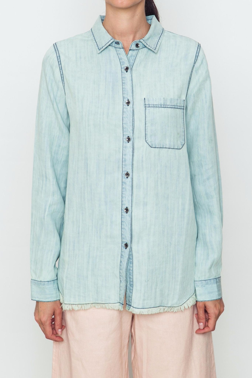Movint Light Denim Shirt - Main Image