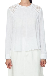 Movint Embroidered Top - Product Mini Image