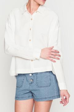 Shoptiques Product: Linen Buttoned Up Shirt
