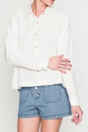 Movint Linen Buttoned Up Shirt - Product Mini Image