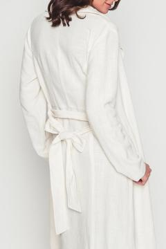 Shoptiques Product: White Trench Coat