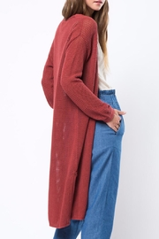 Movint Long Knited Cardigan - Side cropped