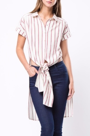 Movint Long Striped Shirt - Product Mini Image