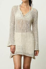 Movint Long Sleeve Cover-Up - Product Mini Image