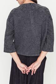 Movint Lucienna Boat Neck Top - Side cropped