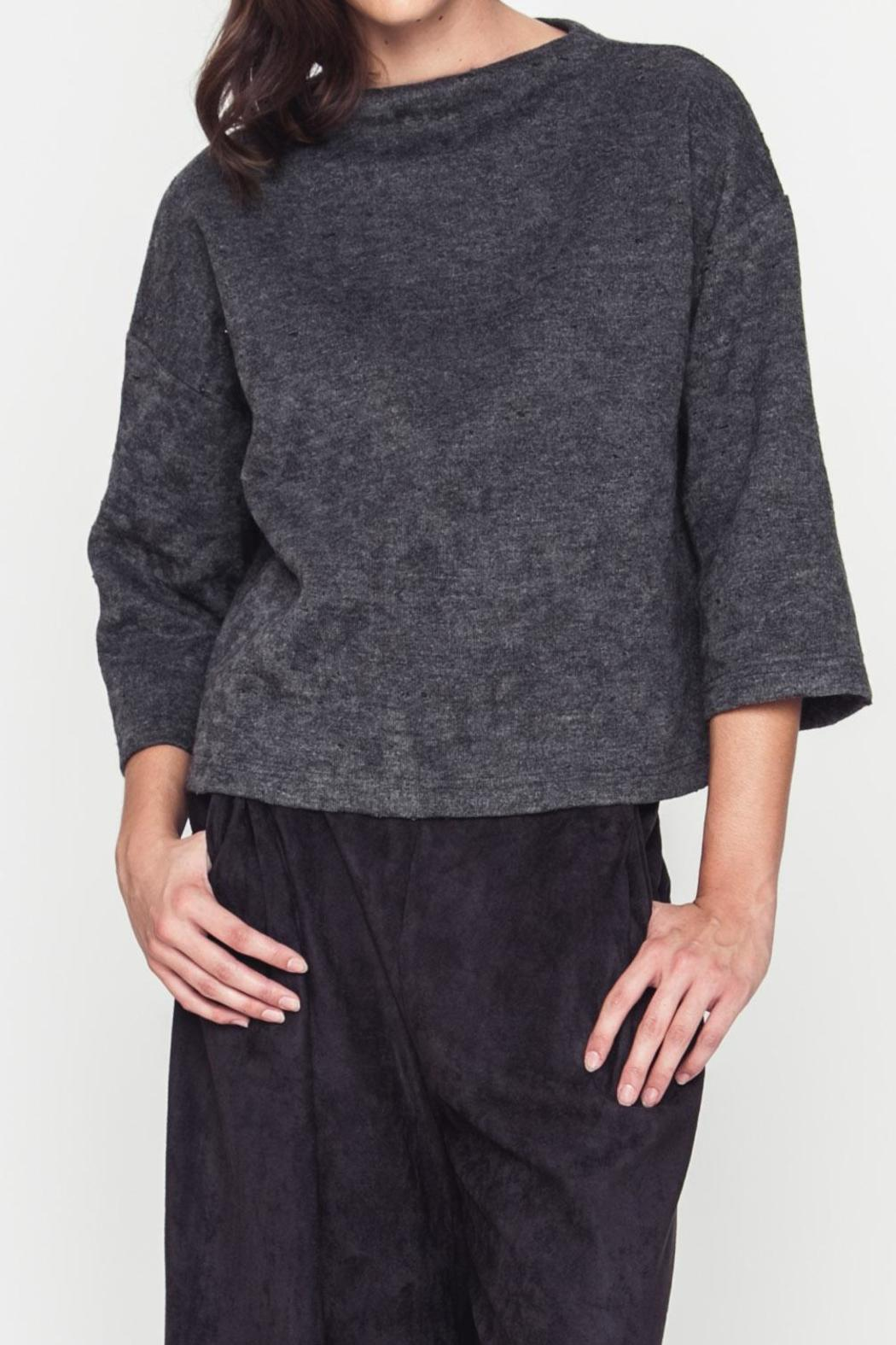 Movint Lucienna Boat Neck Top - Main Image