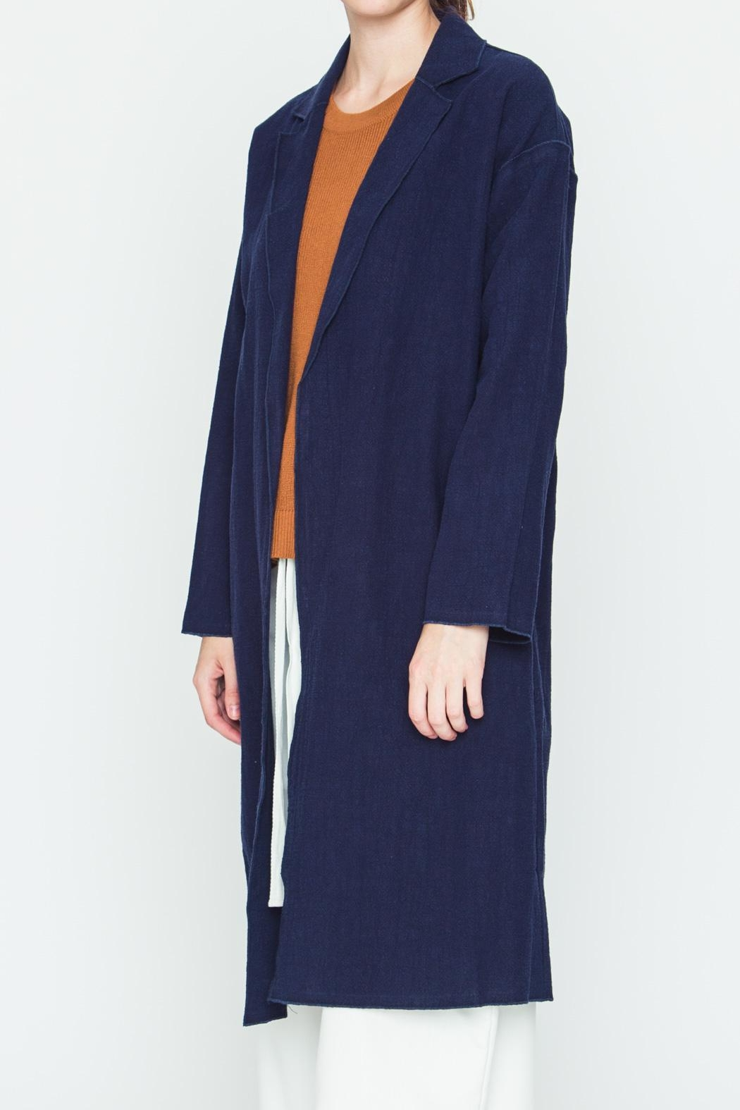 Movint Milano Open-Front Coat - Front Full Image