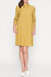 Movint Mock Neck Dress - Product Mini Image