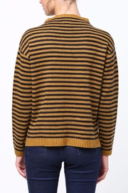 Movint Mock Neck Sweater - Front full body