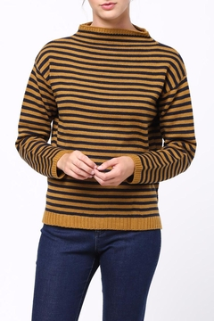 Shoptiques Product: Mock Neck Sweater