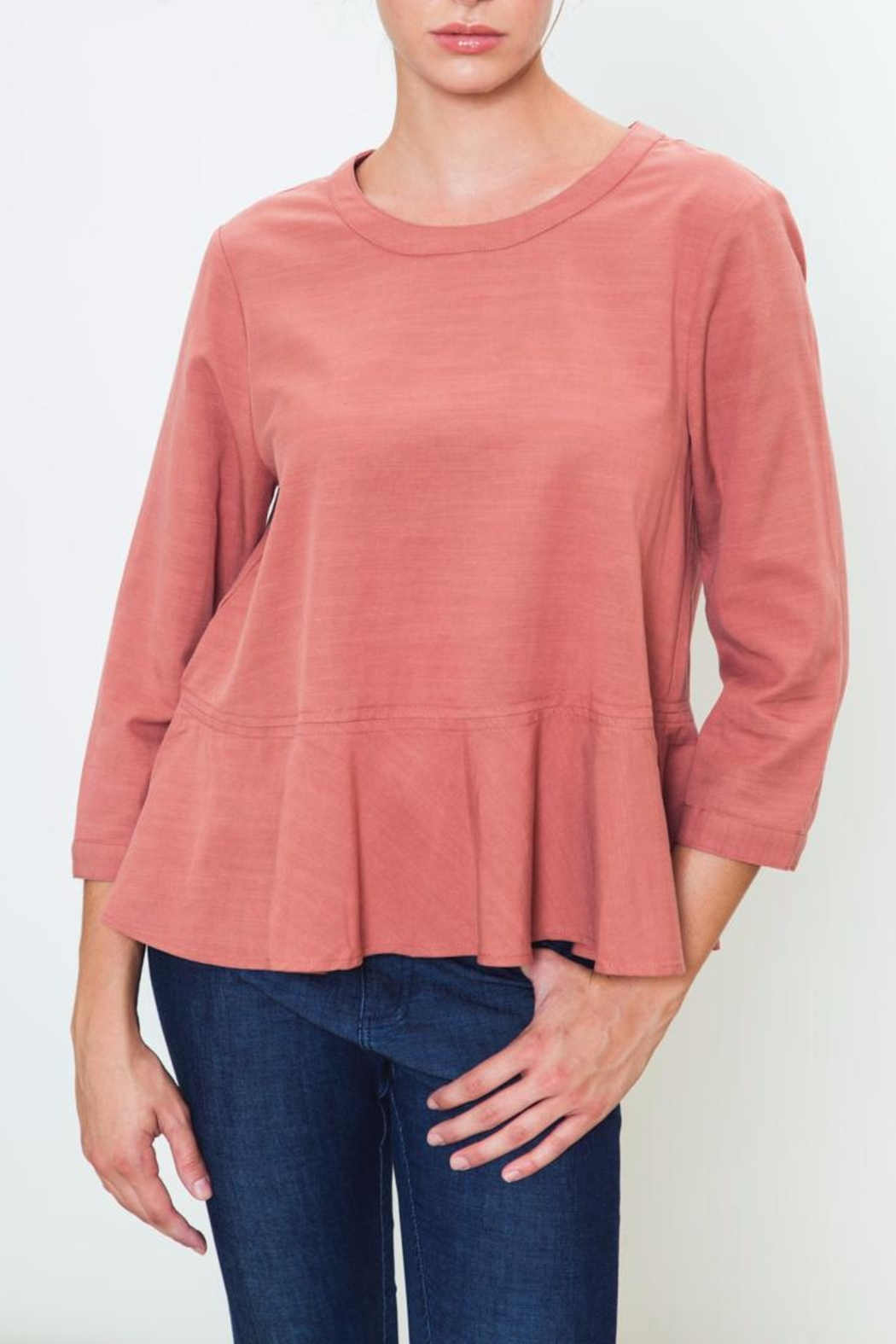 Movint Moore Blouse - Front Cropped Image