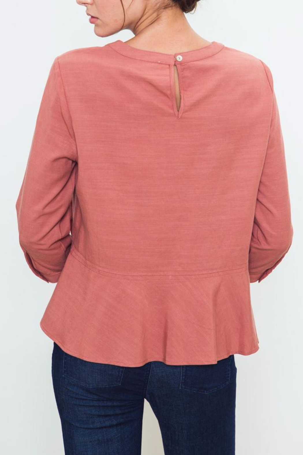 Movint Moore Blouse - Side Cropped Image