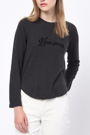 Movint New York Sweatshirt - Front cropped