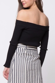 Movint Off-The-Shoulder Sweater - Front full body