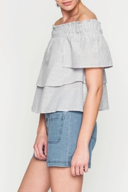 Movint Kanya Tiered Top - Front full body