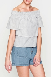 Movint Kanya Tiered Top - Back cropped