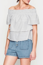 Movint Kanya Tiered Top - Front cropped