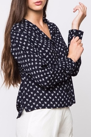 Movint Oversize Button Down Shirt - Side cropped