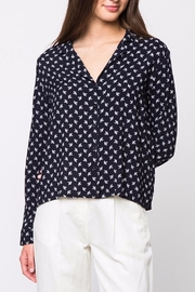 Movint Oversize Button Down Shirt - Product Mini Image