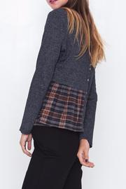 Movint Patchwork Top - Front full body