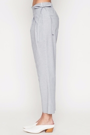 Movint Striped Cropped Pants - Front full body