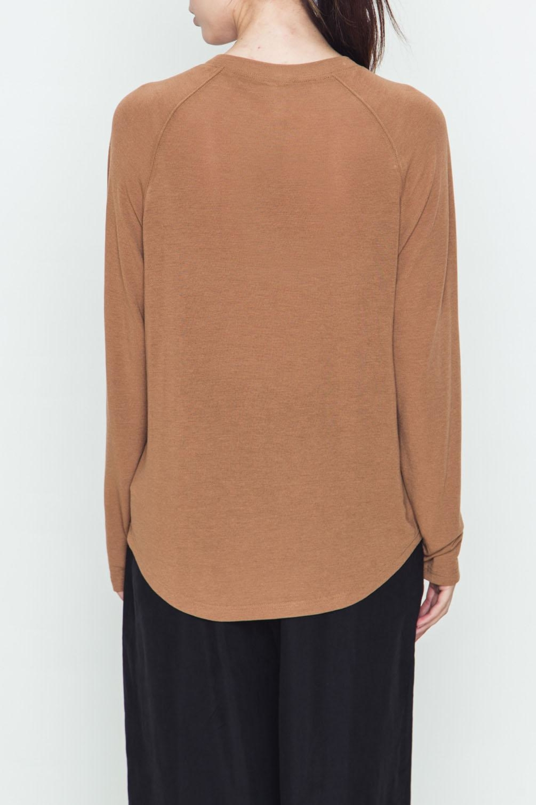 Movint Pippit Pullover Top - Side Cropped Image