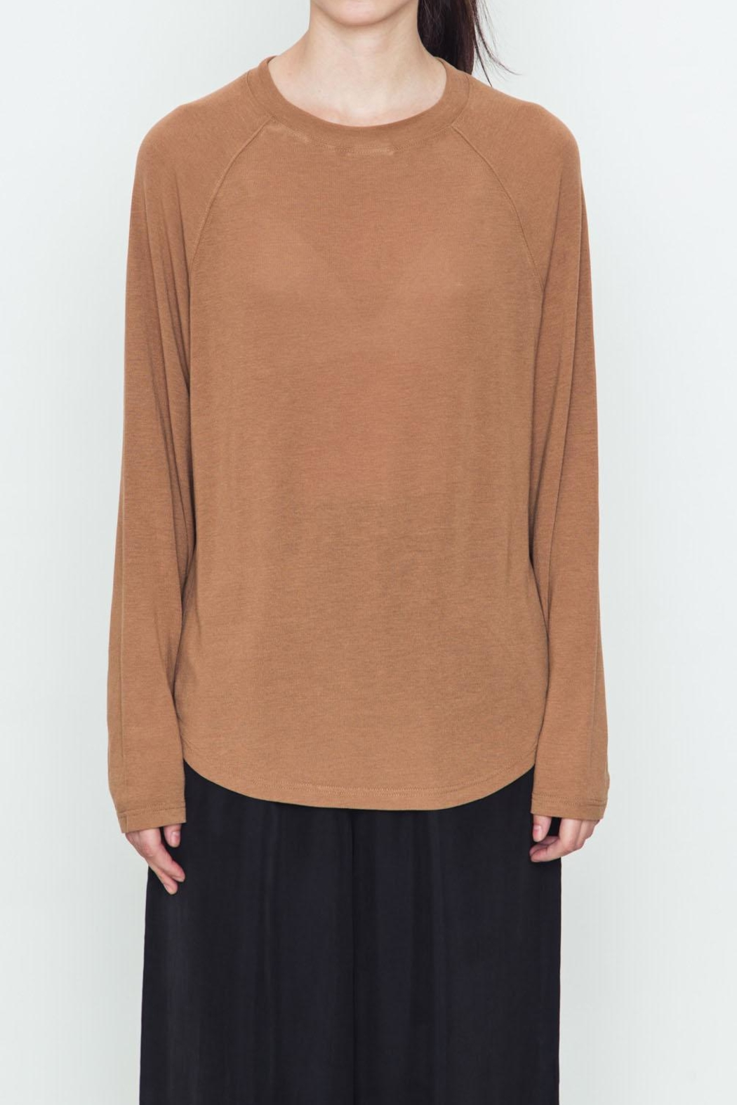Movint Pippit Pullover Top - Front Cropped Image