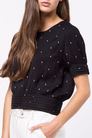 Movint Button Down Top - Front cropped