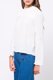 Movint Pleats Detailed Top - Side cropped