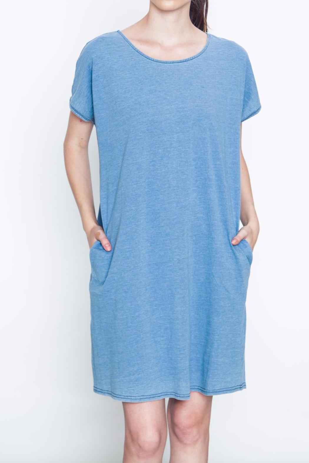 Movint Pocket Knit Dress - Main Image