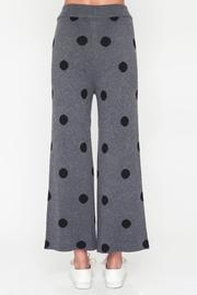 Movint Polka Dot Sweater Pants - Other