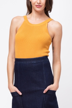 Movint Halter Knit Tank - Alternate List Image