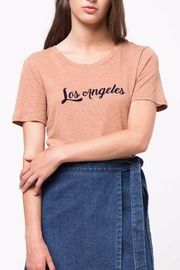 Movint Flocking Printed Tee - Front cropped