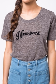 Movint New York Printed T-Shirt - Back cropped